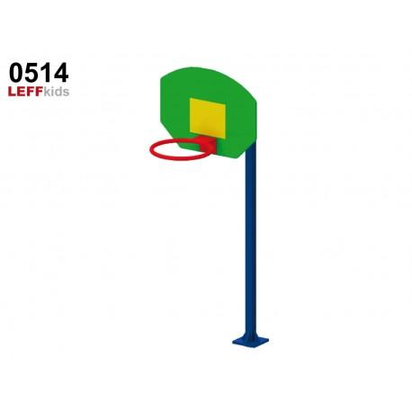 Баскетбольный щит (возраст 3-7 лет)