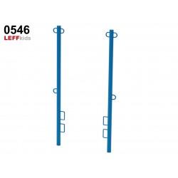 Стойки волейбольные (комплект)