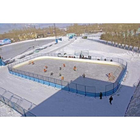 Хоккейная коробка 40х20 (фанера)