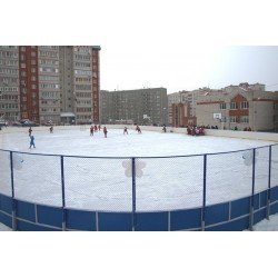 Хоккейная коробка 60х30 (фанера)