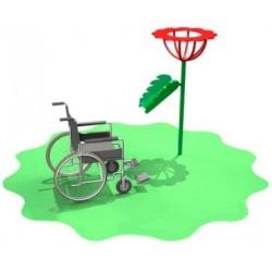 Мишень для бросания мяча для детей с ограниченными физическими возможностями